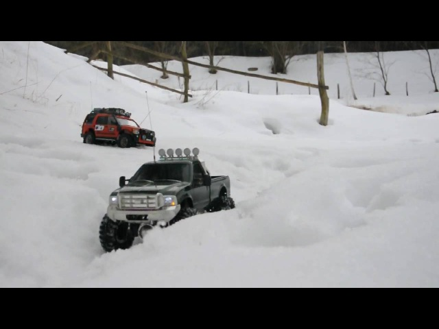 Www.rc-trial.pl - Ford LR by Przemo part III