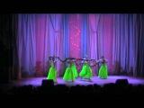 Вальс на музыку А.Хачятуряна из драмы Маскарад. Исп. анс.Росинка. 4 ноября 2013 года.
