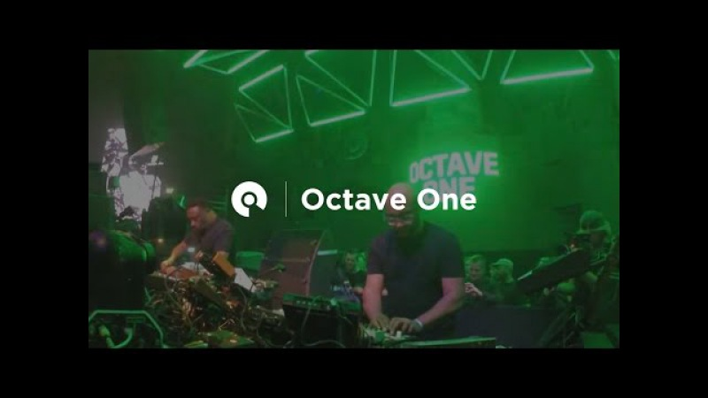 Octave One Live @ ADE 2016 Awakenings x Figure Nacht (BE-AT.TV)