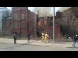 Пожар на Тукая, 113 - 12.04.2017 Казань