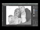 Speed painting Dragon Age Inquisition / Cullen x Lavellan / Art Challenge 17 Selfe