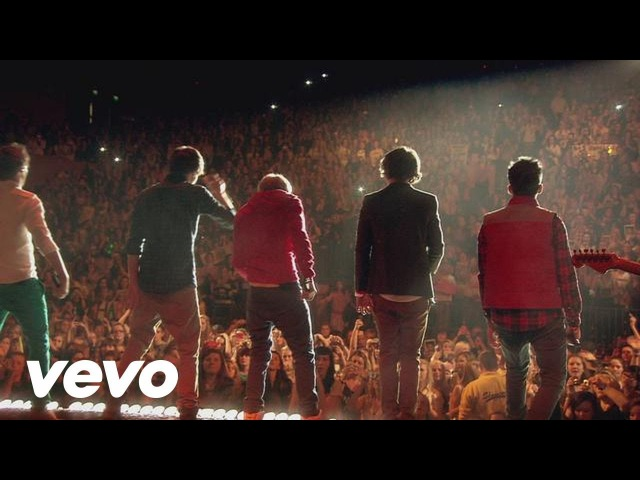 One Direction - What Makes You Beautiful (Live)
