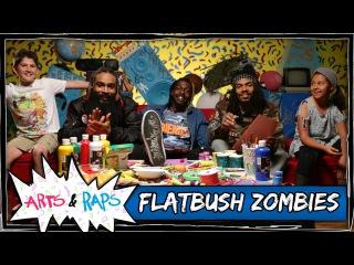 What is Your Favorite Cuss Word? w/ Flatbush Zombies - Arts Raps ArtsNRaps