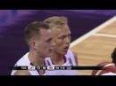 Latvijas basketbola izlase pēdējā pārbaudes spēlē ar 85 48 sagrauj Irānas valstsvienību