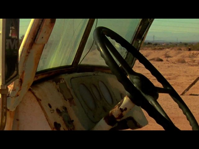 Bolex 16mm Film Test: Desert New Year (in Slab City)