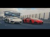 Active Motorwerke x Lamborghini Aventador Full Akrapovic Exhaust System 4K