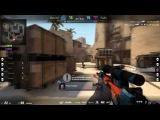 Karrigan clutch 1x3 with SCAR | FaZe vs Cloud9 | IEM Oakland 2016