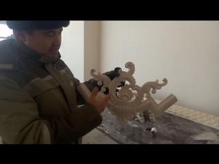 ТОО Өнеркәсіп Құрылыс. Проект Салтанат Сарайы в г. Талдыкорган. Изгтовление орна
