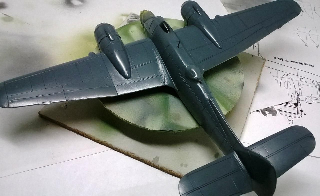 Bristol Beaufighter TF.Mk.X 1/72 (Revell) DoS7n7onq8c