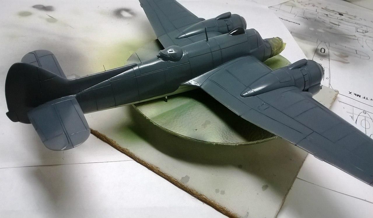Bristol Beaufighter TF.Mk.X 1/72 (Revell) LmS67C-j164