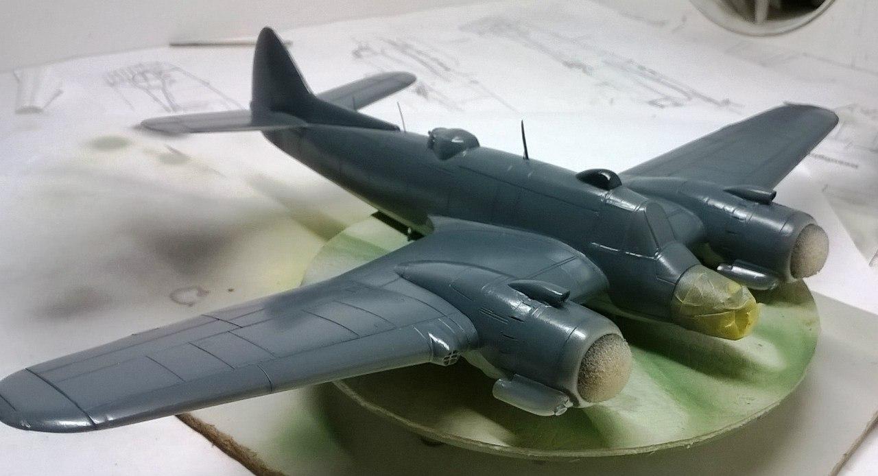 Bristol Beaufighter TF.Mk.X 1/72 (Revell) 9LGRd07jNww
