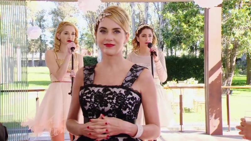 Violetta Momento Musical Ludmila y Violetta cantan Si Es Por Amor