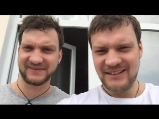 Фэйс свап: близнецы