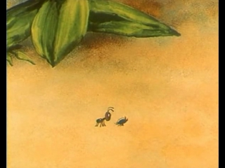 Мультик про муравья