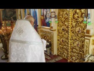Крещение ребенка Инна Литовка и Сергий Цыкалов. Сестра Юлии