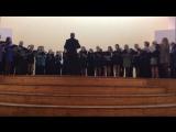 Ubi caritas. Молодежный хор г.Витебск