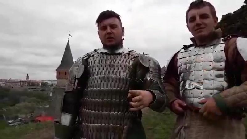 Лицарське запрошення з ФОРПОСТУ на BEREGOMET OPEN SPORT FESTIVAL 07 травня!
