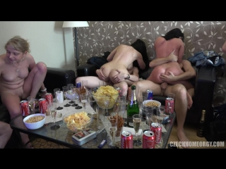 Czech Home Orgy 10 Part 3