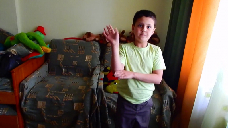 Clap your hands__побережник