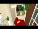 Виртуальный тур по двушке с фэн-шуй и дизайном