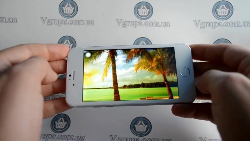 Видео обзор Копия iPhone 6 MTK6572