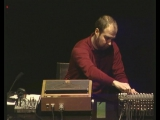 Pan sonic plays Kurenniemi - Live in Kiasma Theatre Helsinki, October 21st, 2002