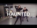 1Million dance studio Haunted - Stwo ft. Sevdaliza Lia Kim Choreography