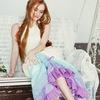 Sanabis ~ многоцветные платья из льна