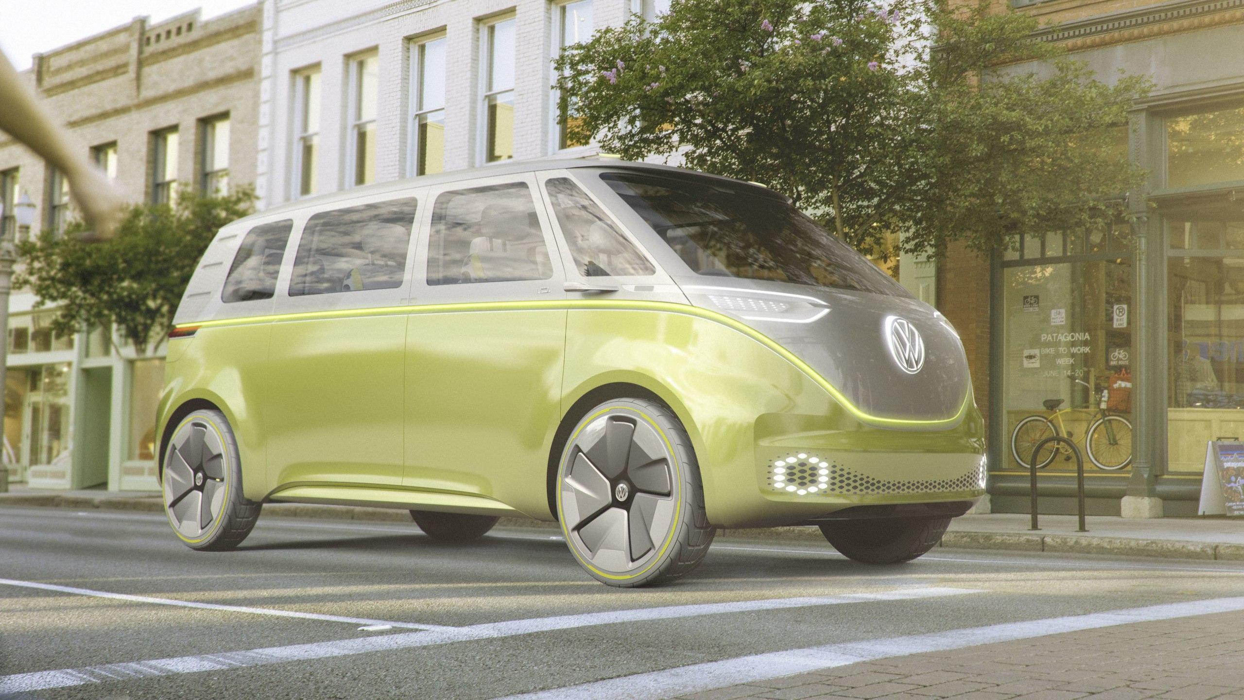 369 л.с. и полный привод: Volkswagen намекнул на новый минивэн