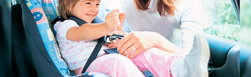 Новые правила перевозки детей начнут действовать летом