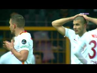 Galatasaray 1 2 Kayserispor
