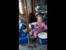 Бум-бум-бум и Бам-бам-бам У меня есть барабан