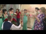 Предложение руки и сердца подруге невесты на свадьбе семьи Морозовых