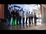 Фестиваль военной песни 2017.  Самая лучшая в мире школа № 8.