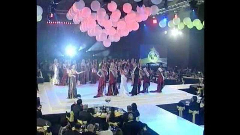 Almeda Abazi Miss Globe 2008