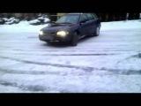 Audi A4 B5 2.5 TDi Quattro snow drift )
