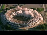 The Most Oddly Satisfying Building Demolition Video In The World - Amazing Implosions Explosion
