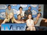 Riverdale Interview TVLine Studio Presented by ZTE Comic-Con 2016