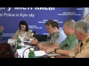Правоохоронці наполягають щоб учасники Хресної ходи не пересувалися пішки вулицями Києва