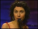PJ Harvey - A Perfect Day Elise (live) - October 14, 1998, Tonight Show, Burbank, CA (JEMS Archive)