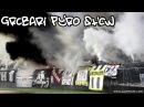FK Partizan Belgrade ultras Grobari with pyro show - The Best Of Football Fans HD