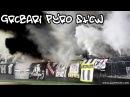 FK Partizan Belgrade ultras Grobari with pyro show - The Best Of Football Fans HD