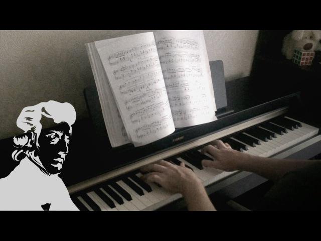 Chopin Valse Op.64 No.2 Waltz in c sharp minor 7