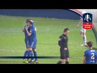 Curzon Ashton 3-1 Westfields (Replay) Emirates FA Cup 2016/17 (R1) | Goals & Highlights