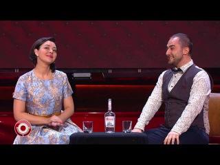 Марина Кравец и Демис Карибидис - Как напоить девушку на море
