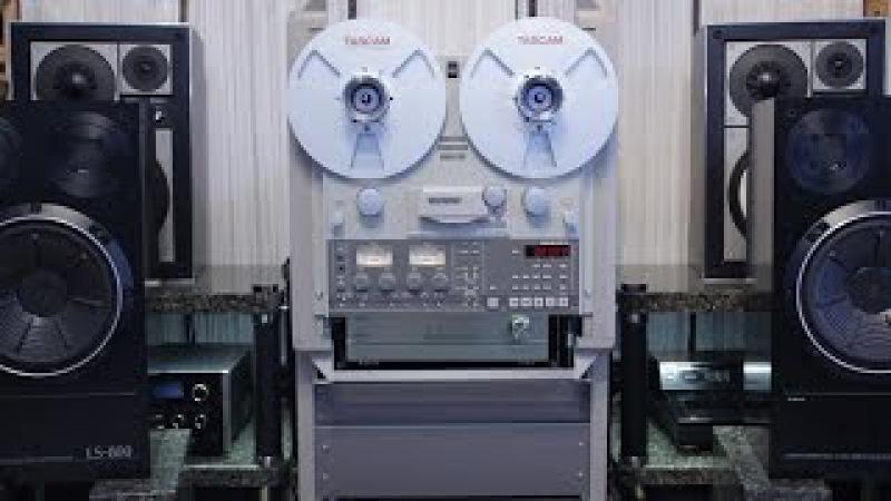 Tascam BR 20 видео обзор Oldplayer ВИНТАЖНАЯ АУДИОТЕХНИКА