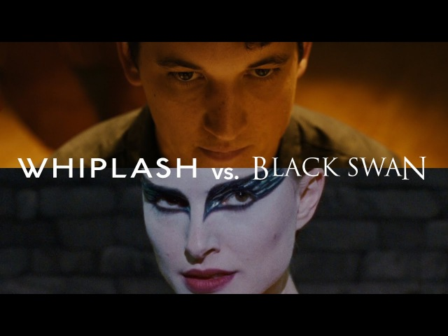 Whiplash vs. Black Swan — The Anatomy of the Obsessed Artist