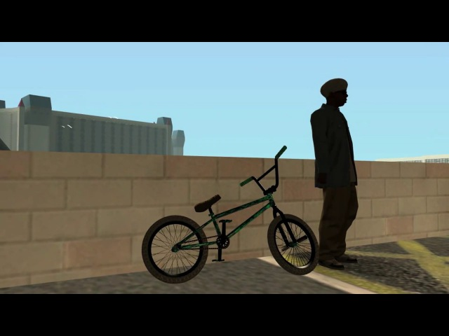 Обучалка - [StuffBmx] How to 360, 540, walltap to fakie, walltap, wallride by CatBmx