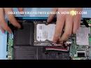 Asus EeeBook E202SA E202 замена жесткого диска от how-fixit