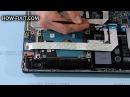 Dell Inspiron 5567 5565 замена жесткого диска от how-fixit